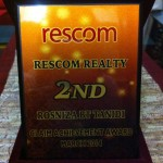 Rosniza was awarded Top Agent 2014